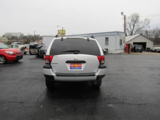 vehicle warranty information Anderson