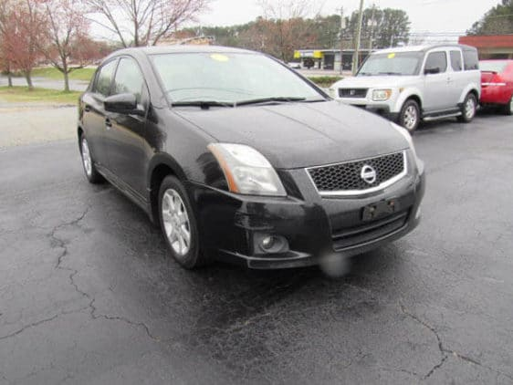 Local Buy Here Pay Here >> 2011 Nissan Sentra Simpsonville