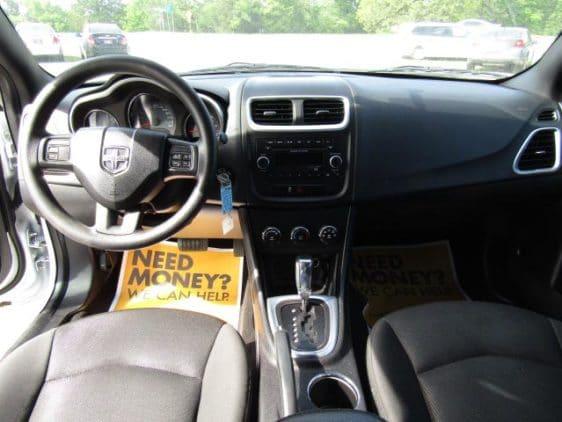 Dodge Avenger 2012-Pickens