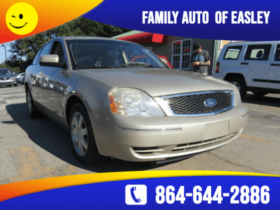 Ford 500 2005